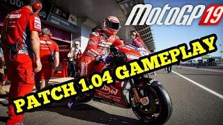 MotoGP 19 Patch 1.04 Gameplay Review