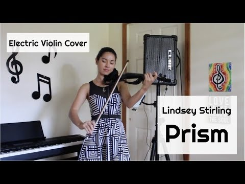 Prism - Lindsey Stirling (Electric Violin Cover By Kimberly McDonough)