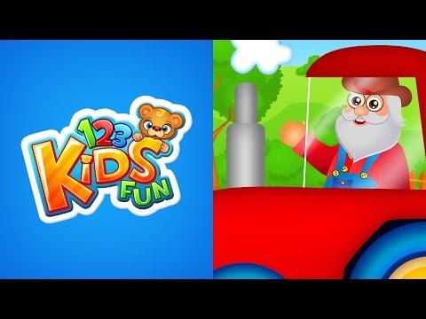 Old MacDonald + More | Kids Songs | Nursery Rhymes | 123 Kids Fun Songs