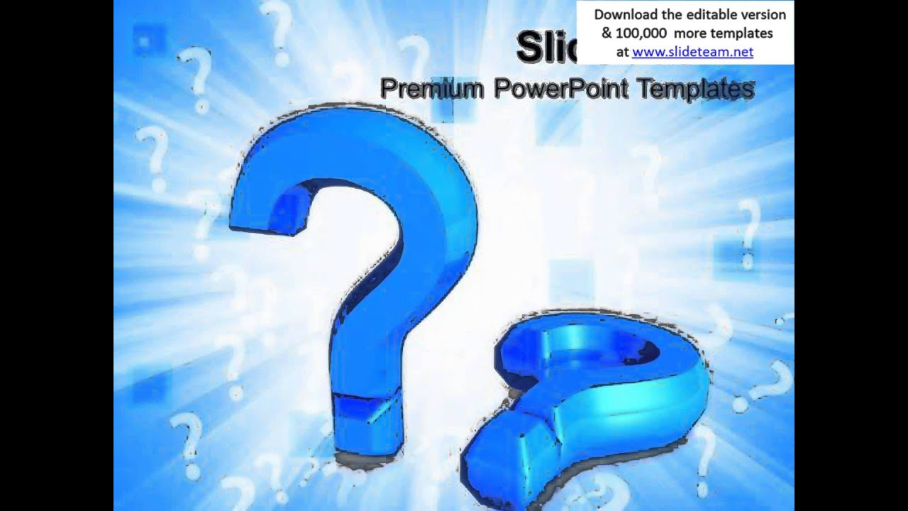 Blue question mark symbol powerpoint templates and powerpoint themes blue question mark symbol powerpoint templates and powerpoint themes 0712 toneelgroepblik Image collections