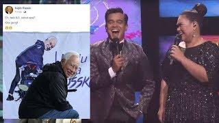 Download AJL co-host's 'Malu apa bossku' joke thrills Najib Mp3