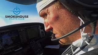 LIVE ATC w/ Smokehouse Pilots (KESN to KJYO)