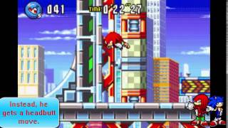 Sonic Advance 3 [Tag Actions & Partnerships]