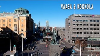 Finland ROADTRIP 🚗 - Day 07 - VAASA & KOKKOLA