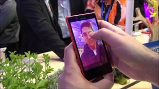 Nokia Glam Me Lens app for Windows Phone 8