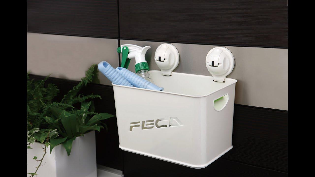 Распаковка крючков на присосках для ванной комнаты - YouTube