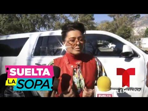 """Yadhira Carrillo tendrá una Navidad """"triste"""" sin Juan Collado   Suelta La Sopa   Entretenimiento"""