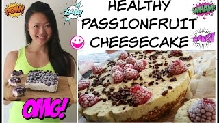 Healthy Cheesecake (no Bake) | F