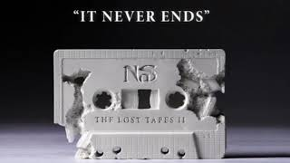 Nas - It Never Ends Instrumental