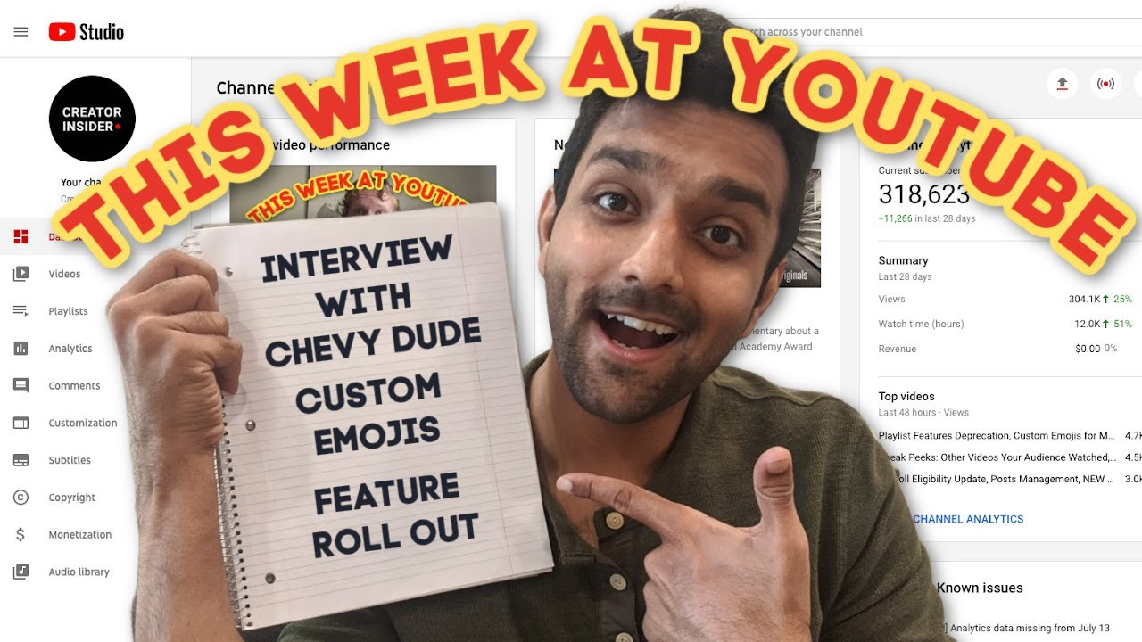 How We're Turning YOUR COMMENTS into Products: Interview with Chevy Dude and Newsflash!
