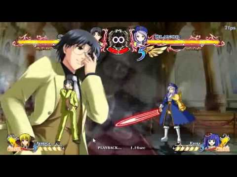 Ougon Musou Kyoku Cross - All Metaworld Declaration/Objection Quotes (w/ English Translated/Subs)