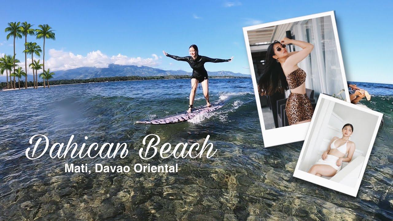 Dahican Beach, Mati (Philippines)   Shine Mory