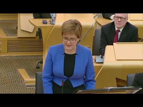 BrExit: First Minister's Questions, 21 Mar 2019 (Petition Link vvv) Mp3