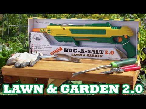 New! Bug-A-Salt Lawn & Garden 2.0