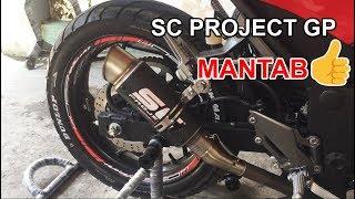 Bingung Tentukan Knalpot Racing Buat Ninja 250FI? SC Project GP Jawabannya