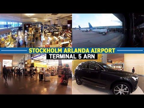 Stockholm Arlanda Airport | Terminal 5 ARN