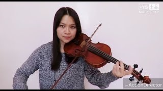 Halsey - Without Me(Violin Cover)