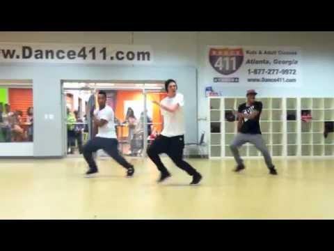 Usher - Scream Choreography by Dakota Smith