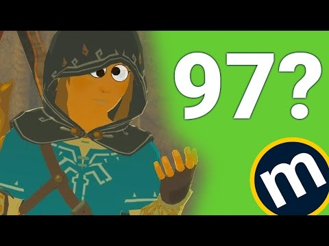 Does the NEW Zelda Game Deserve Its Metacritic Score? (Breath of the Wild)
