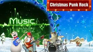 No Copyright Christmas Music | Christmas Punk Rock