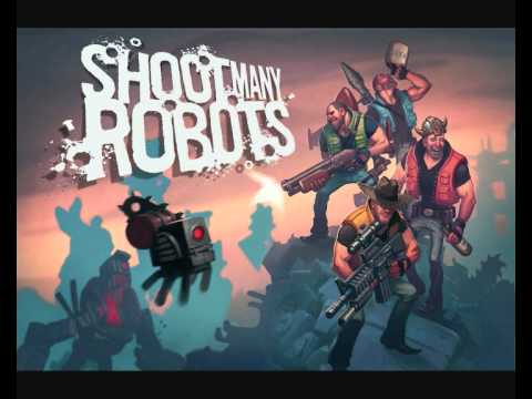 Shoot Many Robots Soundtrack - Disasterpeace - Fact'ries 'n Foundries thumbnail