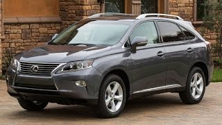 Lexus RX 350 2015 Car Review