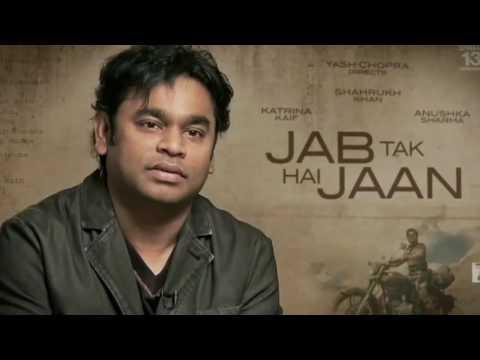 Jab Tak Hai Jaan, ARR's Best BGM