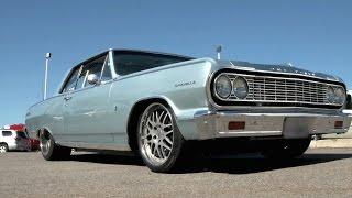 Full Metal Plaquettes: la Chevrolet Malibu SS de 1964