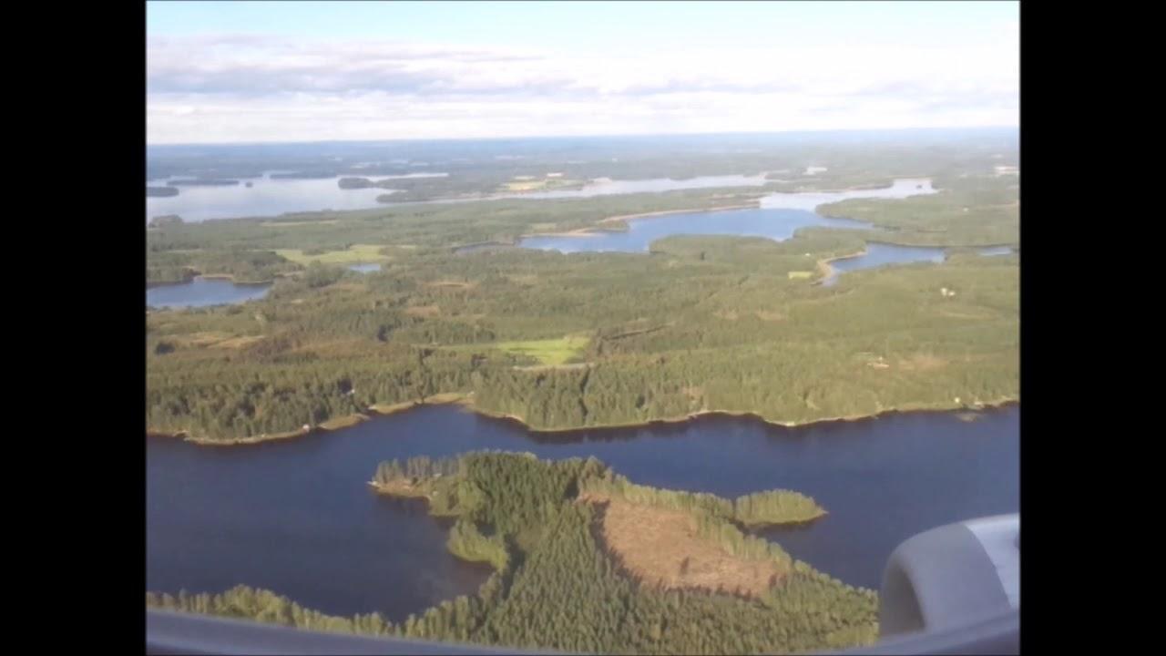Lento Helsinki Kuopio
