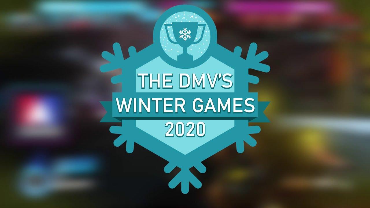 Gamegym.com DMV Winter Esports Games Recap!