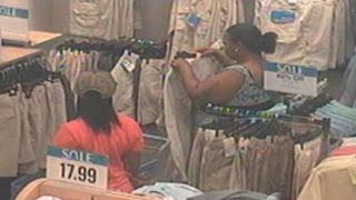 Busting An Organized Shoplifting Ring