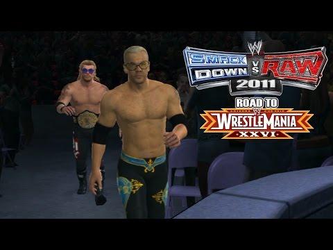 WWE SmackDown vs Raw 2011 -  Road to Wrestlemania: Christian - #04 - A Melhor Tag Team