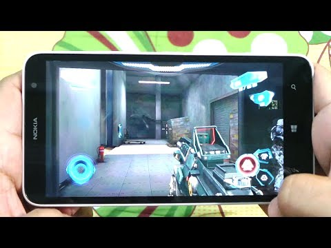 BEST GRAPHICS GAMES ON NOKIA LUMIA 1320
