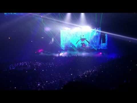 goosebumps Travis Scott, United Center Chicago, Damn Tour