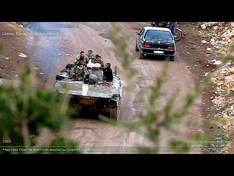 Видеоподборка боев в Сирии на 02.02.2016
