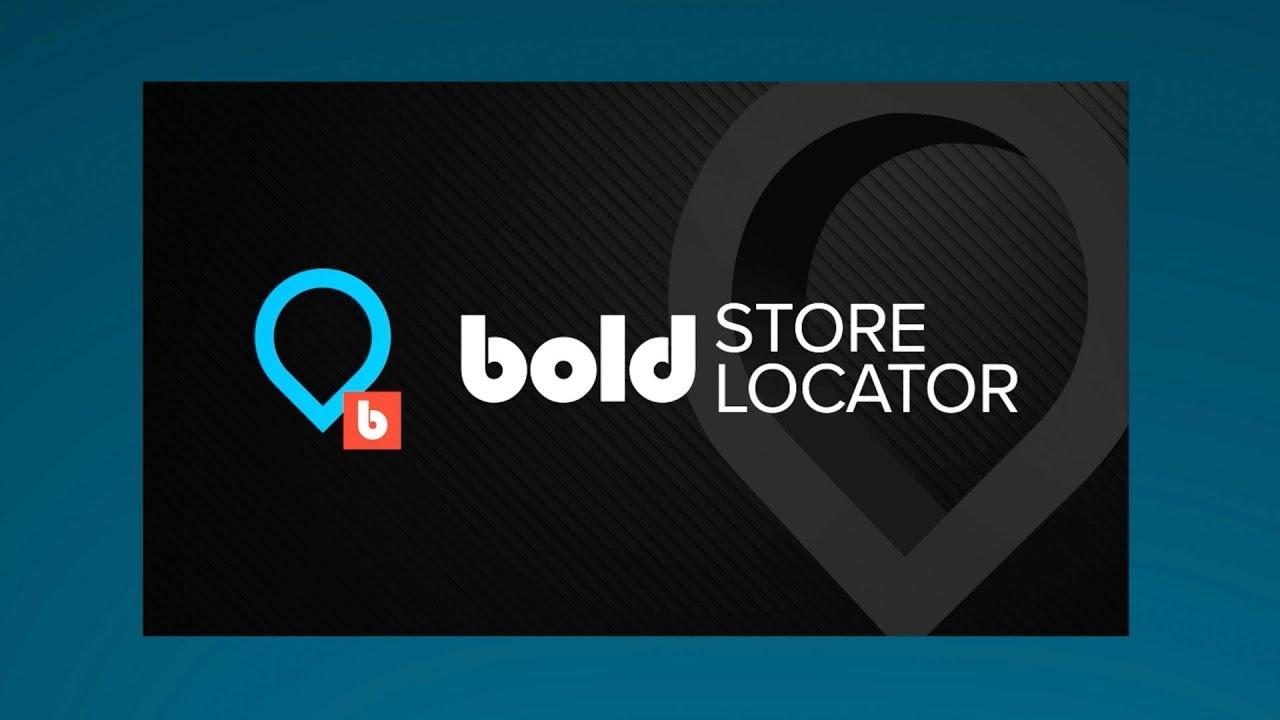 Bold Store Locator