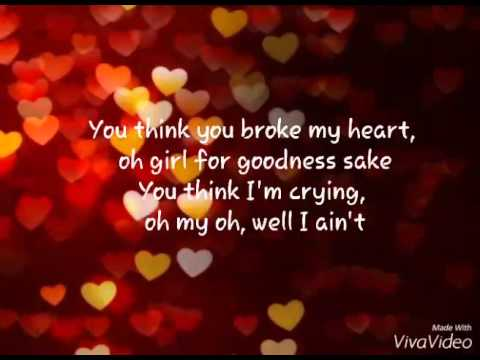 Love Yourself - Justin Bieber Lyrics