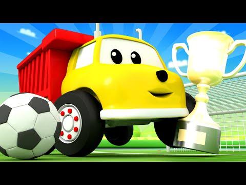 Учим цифры с Мировым кубком по футболу - Грузовичок Игорь ???? Обучающий мультфильм для детей