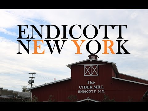 ENDICOTT, NEW YORK