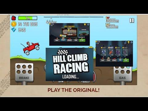 Hill Climb Racing - google play video     i       Funny  video game 2021