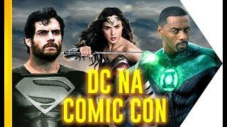A Liga da Justiça e a nova DC na Comic Con | OmeleTV