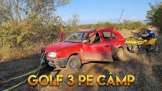 Cu Golf 3 Pe Camp - Off Road - 4K