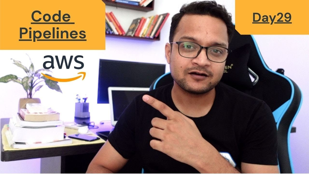 DAY 28 - 100 Days Of AWS | Code Pipeline