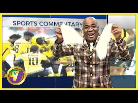 Reggae Boyz   TVJ Sports Commentary - Sept 9 2021
