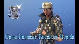 Fortnite - Save the World - How to Farm Resources Very Fast - Ariete AC.