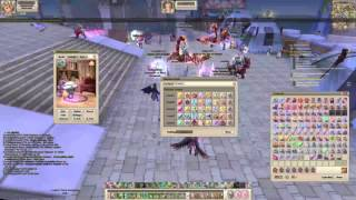 Grand Fantasia Tutorial: How to use Magic alchemy Clays