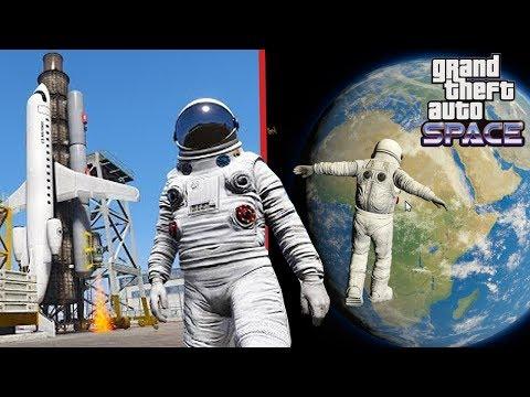 GTA SPACE: Neues GTA UPDATE wir fliegen zum MARS!
