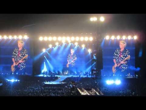 03/18 Tumbling Dice - The Rolling Stones - América Latina Olé México Foro Sol Marzo 14 2016