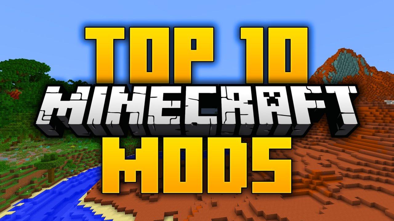 Top 10 BEST Minecraft Mods In 2017! 1.12 (Top 10 Minecraft