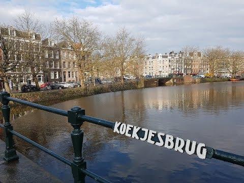 360° Koekjesbrug in 'Bridges of Amsterdam '